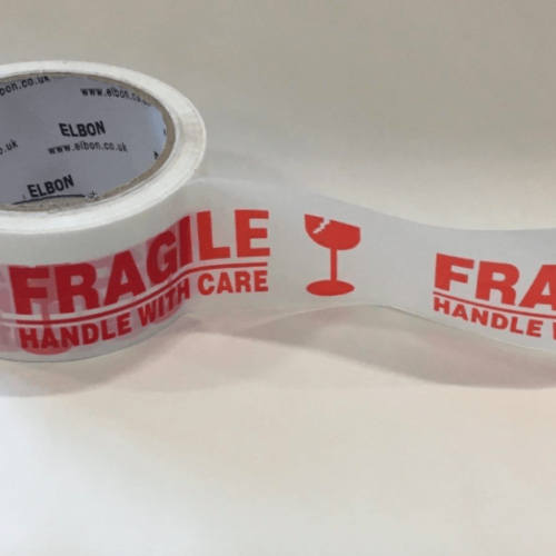 Fragile Handle with care 150m