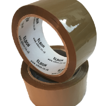Extra Long Brown Packing Tape - 48mm x 150 metres