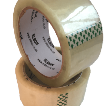 Clear Packing Tape - 48mm x 66 metres