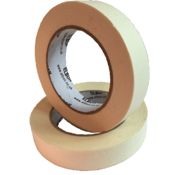 "12 Rolls 1"" Masking Tape Painter/Decoration Projects 24mm x 50m"
