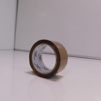 Brown Buff Packing Tape - 48mm x 66 metres (40 Micron)
