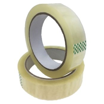 Clear Adhesive Tape -24mm x 66m