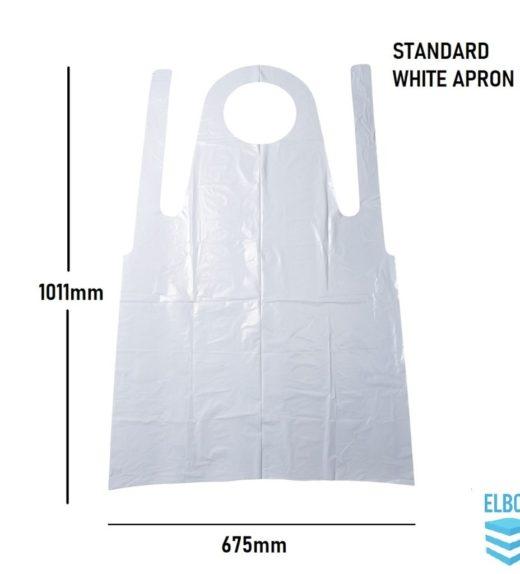 Disposable Aprons size