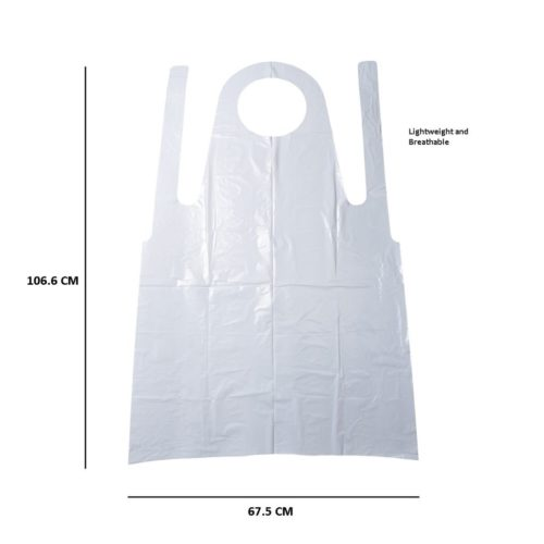 Disposable Aprons 17 micron