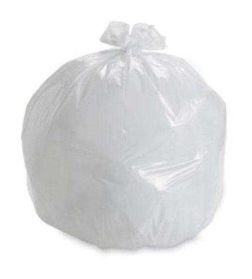 Swing bin bags use