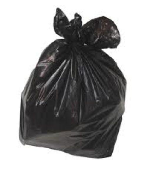 medium duty black bags
