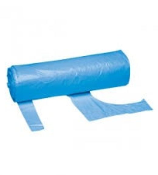 Disposable Blue Aprons Roll