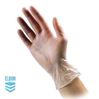 Disposable Clear Vinyl Gloves Powder Free