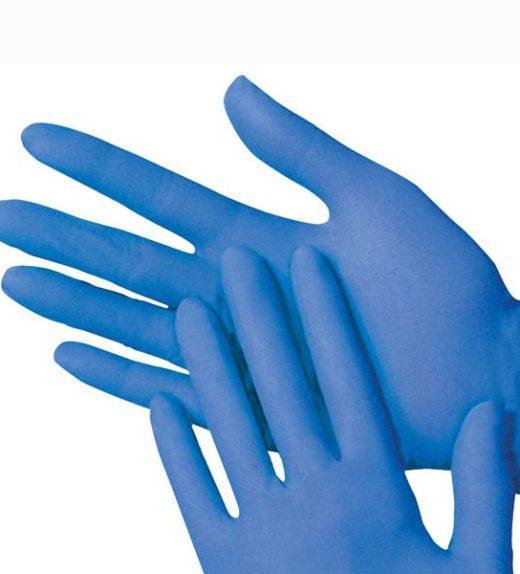 Nitrile Gloves Size