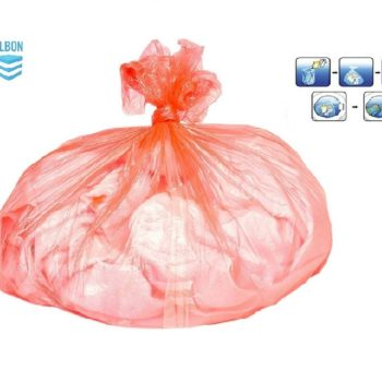 Fully Soluble Laundry Sacks Hot Water Soluble Bags